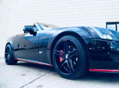 Cadillac Xlr V 2009 A With Nasty Growl And Head Used Clic Cars