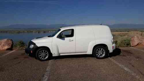 Chevy Hhr Panel Truck Only Driven In Colorado New Tires Used