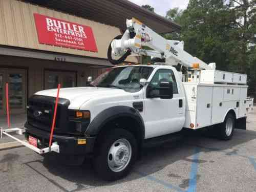 Ford F550 Dually (2009)