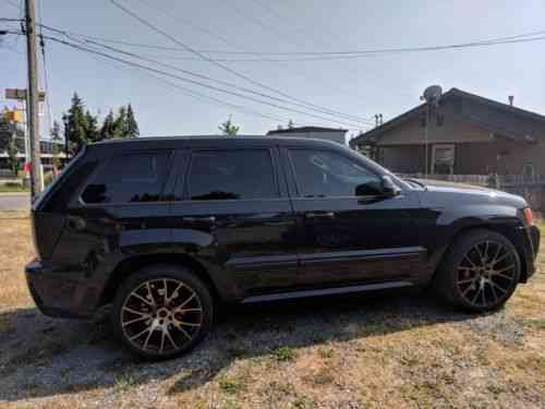jeep grand cherokee 2009 srt8