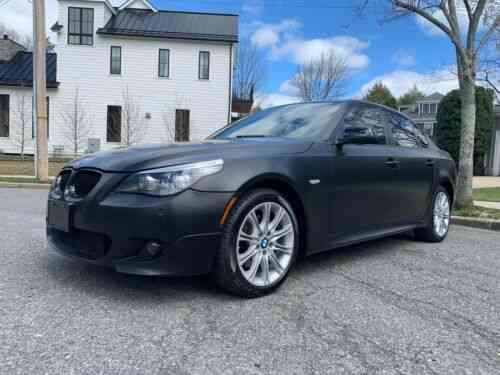 Bmw 535I M Sport >> Bmw 535i Xdrive M Sport Package Very Rare 2010 Rare Vehicle Used