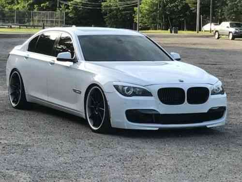 bmw 7 series 750li hartge series 2010 for sale is used classic cars. Black Bedroom Furniture Sets. Home Design Ideas