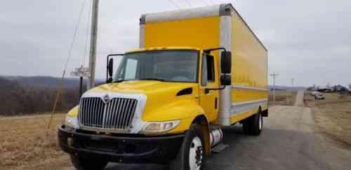 International 4300 Box Truck (2010) © Craigslist - Map ...