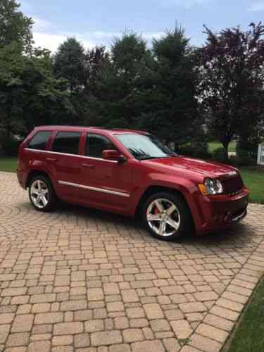 Jeep Grand Cherokee SRT8 (2010)