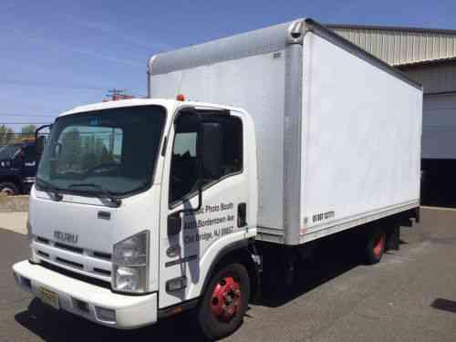 Isuzu Npr 2011 For Sale By Original Owner Isuzu Npr 16 Box Vans