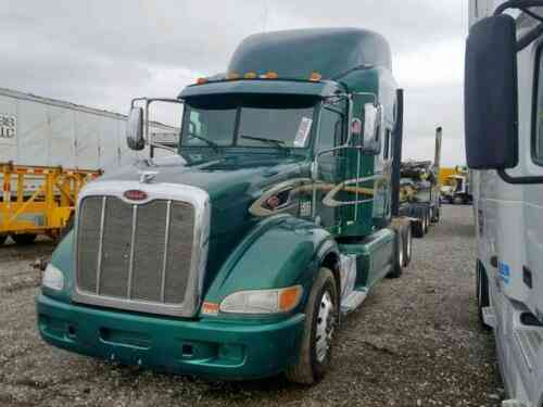 Peterbilt 386 2011 Hello Ebay This Semi Is At Copart Lot Vans Suvs And Trucks Cars