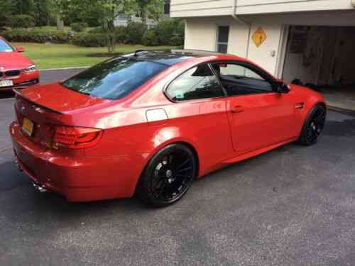 Bmw M3 Coupe 2012 E92 M3 Coupe In Spectacular Condition Used