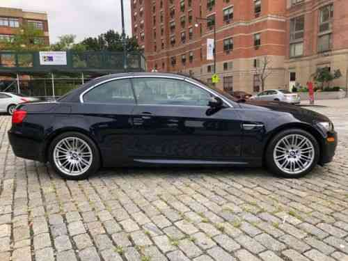 Bmw M3 M3 Convertible 2012 Up For Sale Bmw M3 Convertible Used