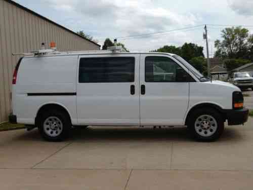 chevrolet express awd all wheel drive 2012 free and used classic cars. Black Bedroom Furniture Sets. Home Design Ideas