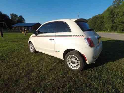 Fiat 500 Gucci Edition 2012