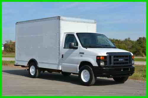 Ford E 350 12ft Box Truck Former Budget Rental Truck And Fleet Vans Suvs And Trucks Cars