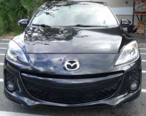 Mazda Mazda3 S-Touring Edition (2012)