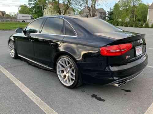 Audi S4 Premium Plus (2013) Audi S4 B8 5 3 0l Supercharged