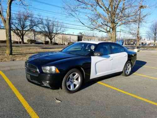 Dodge Charger Police Package (2013) Dodge Charger Rwd ...