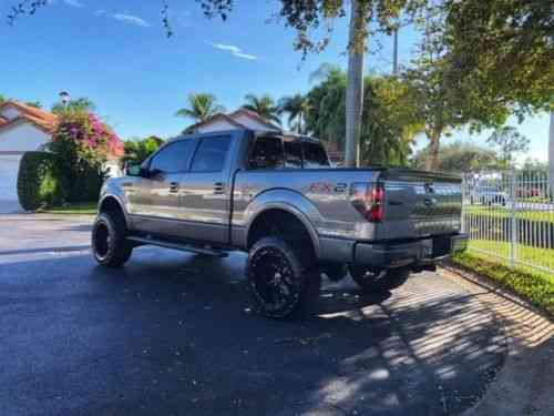 Ford F 150 Fx2 2013