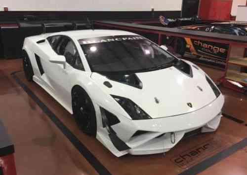 Lamborghini Gallardo Super Trofeo 2013