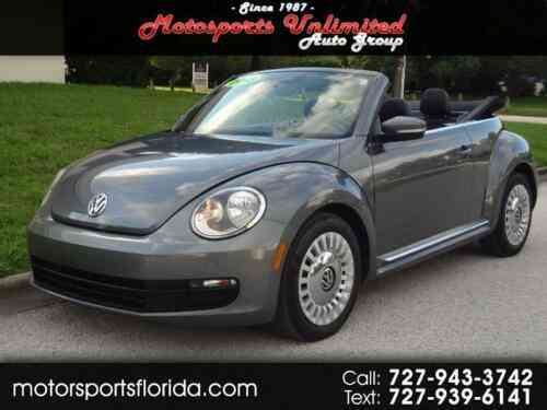Volkswagen Beetle-new Damage Salvage Title (2012) For Sale