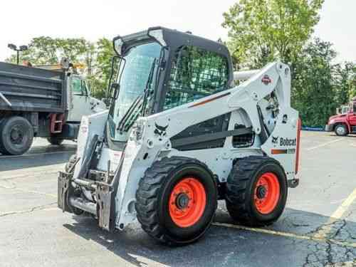 Bobcat S650 SKID STEER -- (2014)