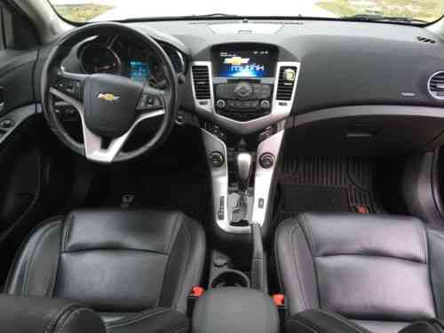 Chevrolet Cruze Ltz (2014) Bypass The Sharks At The: Used Classic Cars