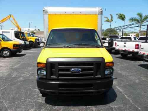 FORD E350 16 FOOTER BOX TRUCK Box Truck (2014)