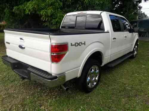 Ford F 150 Platinum 2014