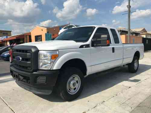 ford f 250 xl extended cab pickup 4 door 2015 ford used classic cars. Black Bedroom Furniture Sets. Home Design Ideas