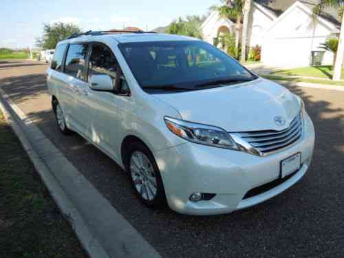20150000 toyota sienna limited 2015 toyota sienna used. Black Bedroom Furniture Sets. Home Design Ideas