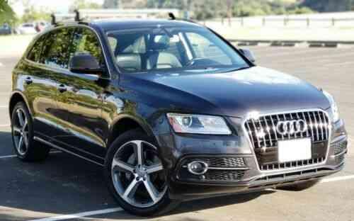 Audi Q5 3. 0t Premium Plus V6 S-line Awd - Excellent Condition: Used  Classic Cars | Audi Q5 S Line Plus 2016 |  | Carscoms