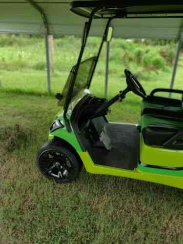Yamaha G8 Gas G8 Yamaha Gas Golf Cart With (windshield And