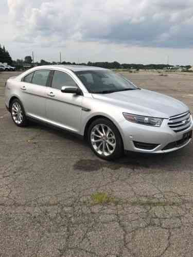 ford taurus limited 2016 ford taurus limited awd 10 used classic cars. Black Bedroom Furniture Sets. Home Design Ideas