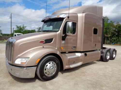 Vans, SUVs, and Trucks Peterbilt 579 Cars on carscoms com