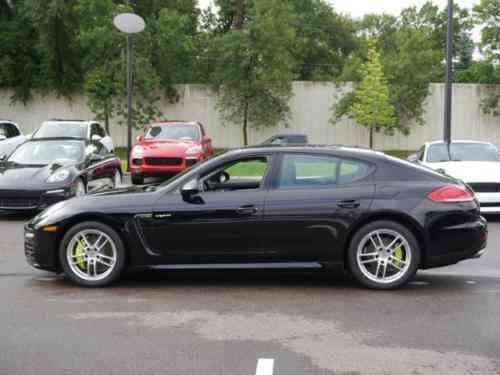 Porsche Panamera S E Hybrid Hatchback 4 Door 2016