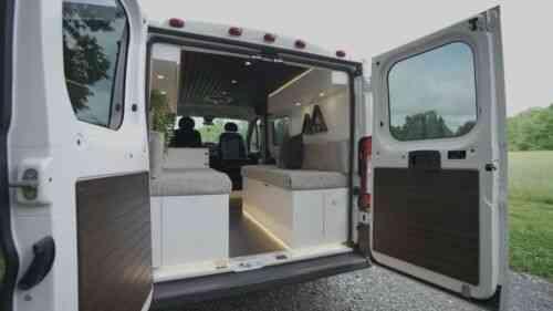 Ram Promaster Camper Van 2016 Ram Promaster For Sale 118 Vans Suvs And Trucks Cars