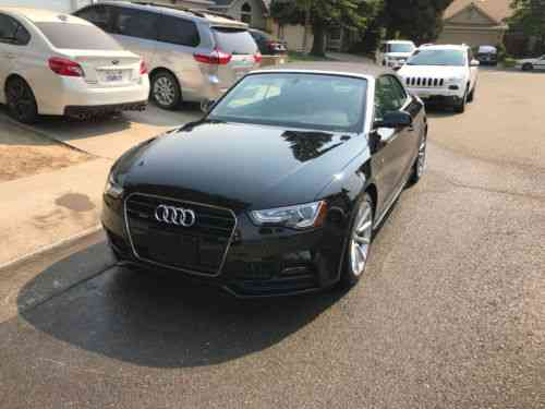 audi a5 s-line premium plus (2017) for sale is audi a5 2 0t: used