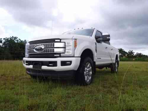 ford f 350 platinum 2017 the greatest truck around is used classic cars. Black Bedroom Furniture Sets. Home Design Ideas