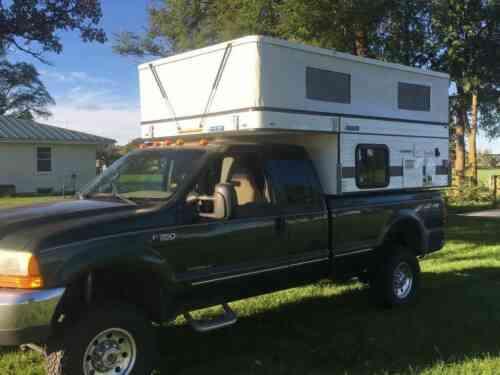 Four Wheel Camper Fleet Shell (2016) Four Wheel Pop Up Truck