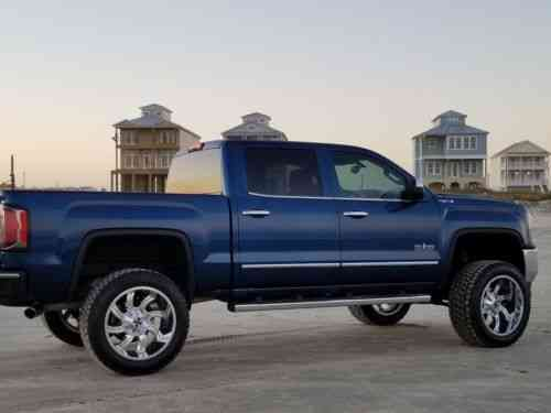Lifted Gmc Sierra >> Gmc Sierra 1500 Slt 2017
