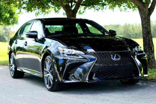 lexus gs gs350 f sport 2017 welcome to a t luxury used classic cars. Black Bedroom Furniture Sets. Home Design Ideas