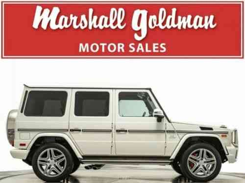 Mercedes-benz Brabus Edition G500 Full Conversion G63 Amg: Used