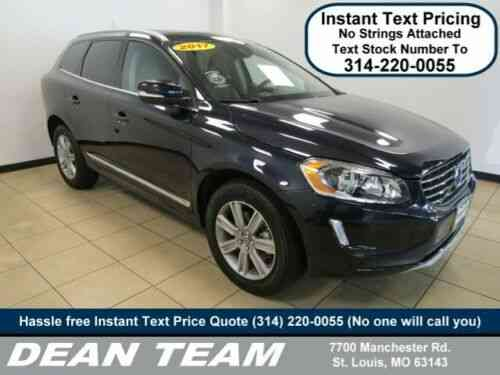 Dean Team Volvo >> Power Blue Metallic Volvo Xc60 With 22 900 Miles Available Now