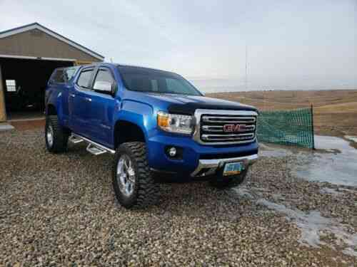 gmc canyon diesel rough country lift stainless running used classic cars gmc canyon diesel rough country lift