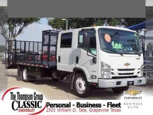 Chevrolet Low Cab Forward 4500 Gas (2018)
