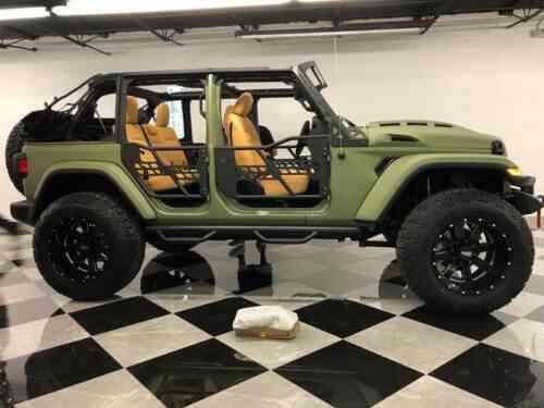 Custom Jeep Rubicon >> Jeep Wrangler Unlimited Custom Abrams Jeep Wrangler 4 Door 24s Tech Pack 2018