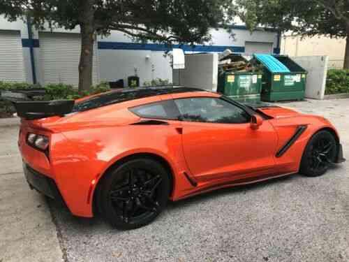 Corvette Zr1 No Reserve 2019 For Sale Is My Corvette Zr1 3zr Used Classic Cars