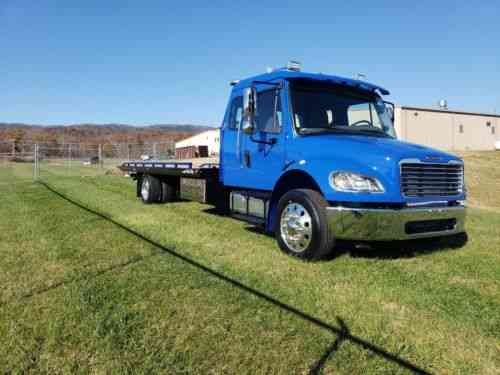 2019 Freightliner M2 EXTENDED CAB