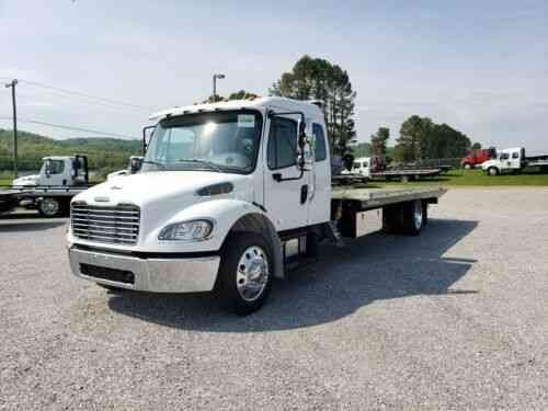 FREIGHTLINER M2 EXTENDED CAB DUAL-TECH 22' 1240 LOPRO SERIES ROLLBACK WR  (2019)