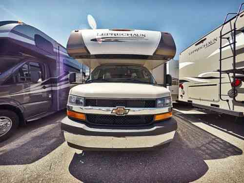 2019 Coachmen Leprechaun 260DS CHEVY Camper