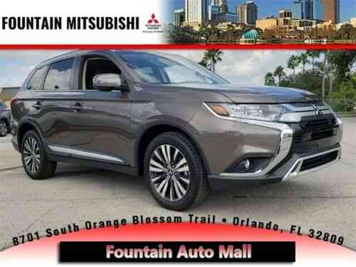 mitsubishi outlander sel 10 miles quartz brown metallic cuv used classic cars miles quartz brown metallic cuv