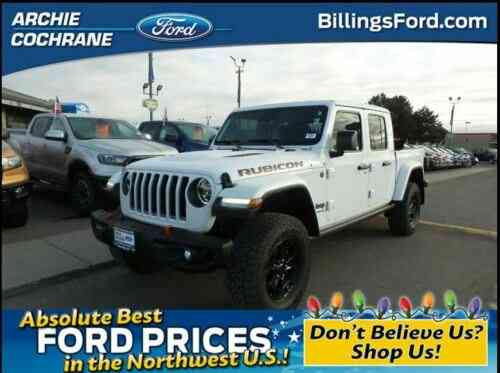 Jeep Gladiator Rubicon Launch Edition 4x4 2020 Jeep Used Classic Cars