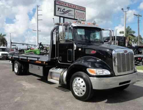 2020 Peterbilt 337 22ft Jerrdan Rollback Tow Truck Vans Suvs